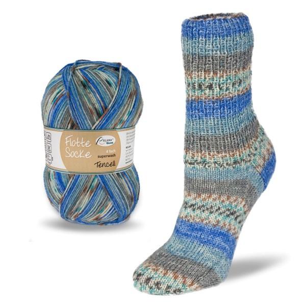 Rellana - Flotte Socke Tencel - 1595