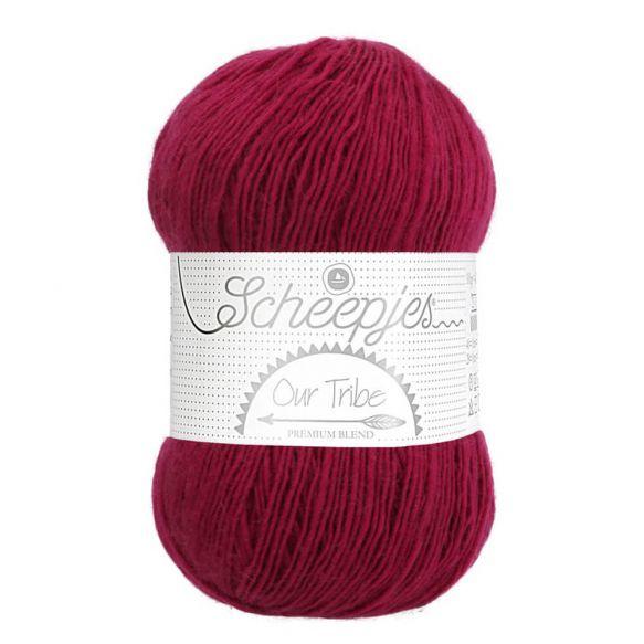 Scheepjes Our Tribe 877 Raspberry Radiance