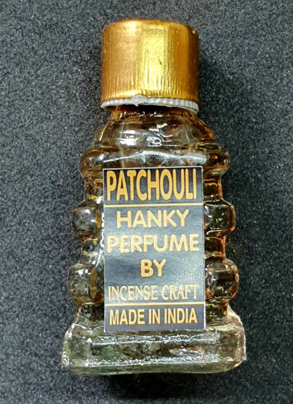 Hanky Parfum olie Patchouli