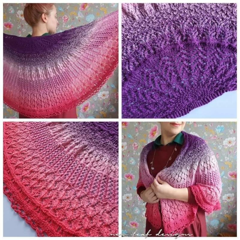 Masterclass - Cosy moments shawl - dinsdag 31 maart 2020