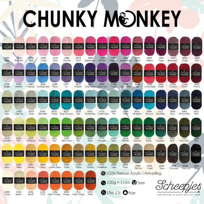 Chunky Monkey assortiment