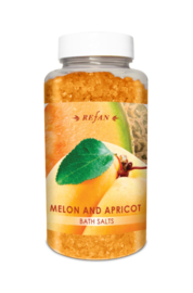 Sales de baño Melon & Apricot 250g Refan