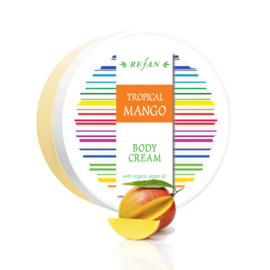 Los crema para el cuerpo Tropical Mango Refan