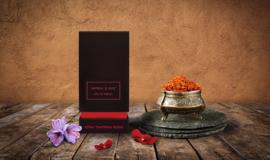 SAFFRON & ROSE Eau De Parfum  50 ML