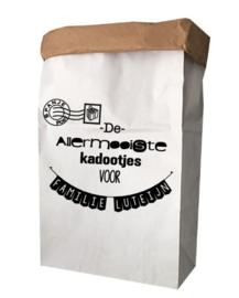 Paperbag Sint