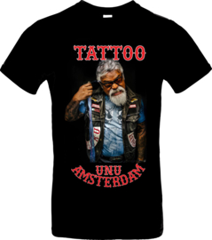 Tattoo Unu Jurgen design shirt