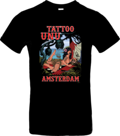 VOC Amsterdam Tattoo Unu