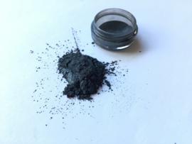 Nail Art Glitter Black