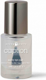 Caption Matte Top Coat