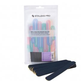 Staleks Pro Refill pads for straight nail file - 180 grit - 30 stuks (DFE-20-180)