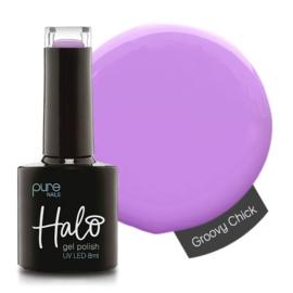 Halo Gel Polish 8ml - Groovy Chick