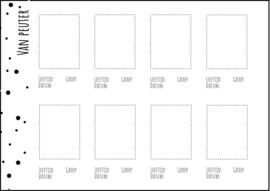 Schoolfotoboek XL (A4 formaat)