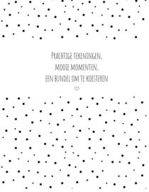 Opa | bewaarbundel | zwart-wit