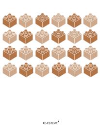 Lego   bouwinstructies   XL bundel   roest