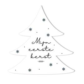Kerstboom | Mijn eerste kerst