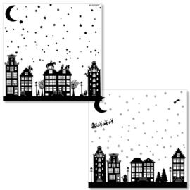 Deco kaart | sint | kerst