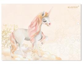 XXL bewaarbundel   tekeningen- en knutsels   unicorn   A3 formaat