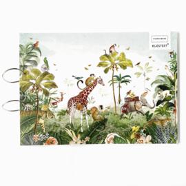 XXL bewaarbundel | Koestert x Pimpelmees | jungle parade