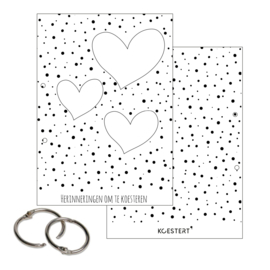 Bewaarbundel | hartjes