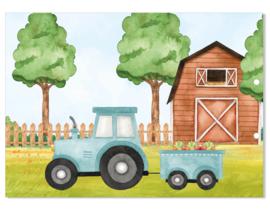 XXL bewaarbundel | tekeningen- en knutsels | boerderij | A3 formaat
