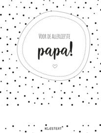 Papa   bewaarbundel   zwart-wit