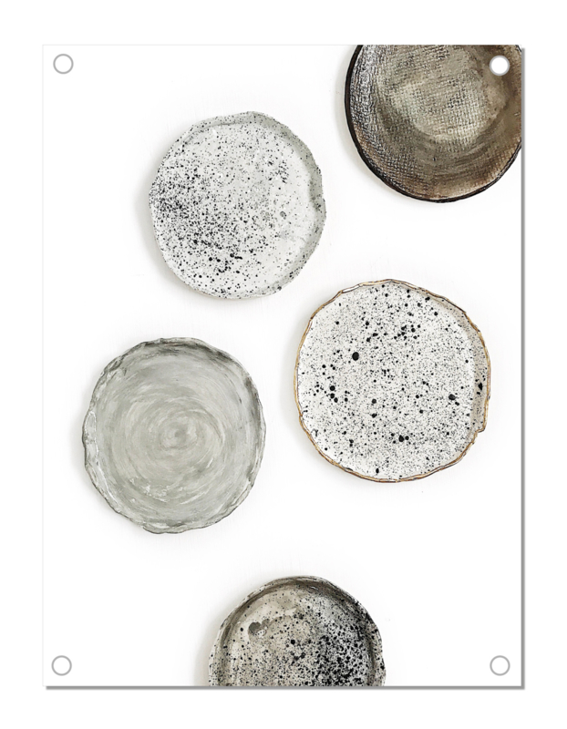 Tuinposter | Speckles