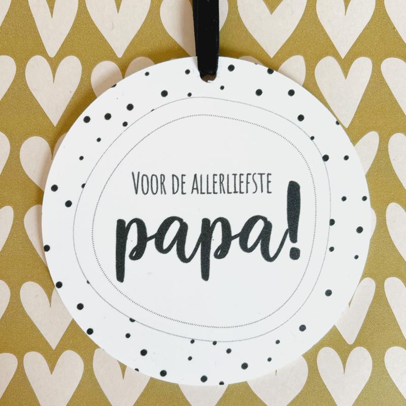 Allerliefste papa - medaille