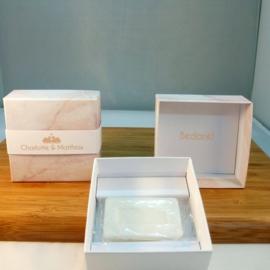 Luxe box met zeepje