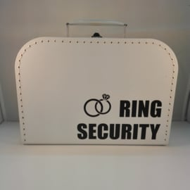 Ringen bewaarkoffertje