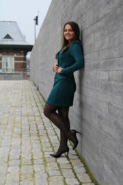 Green Smoking Dress