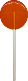 Orange lolly sugar free