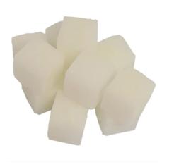 Cubes de Pinacolada sans sucre