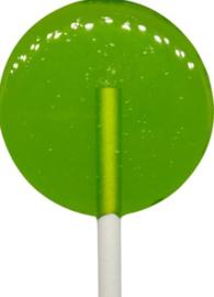 Apfel lolly Zuckerfrei