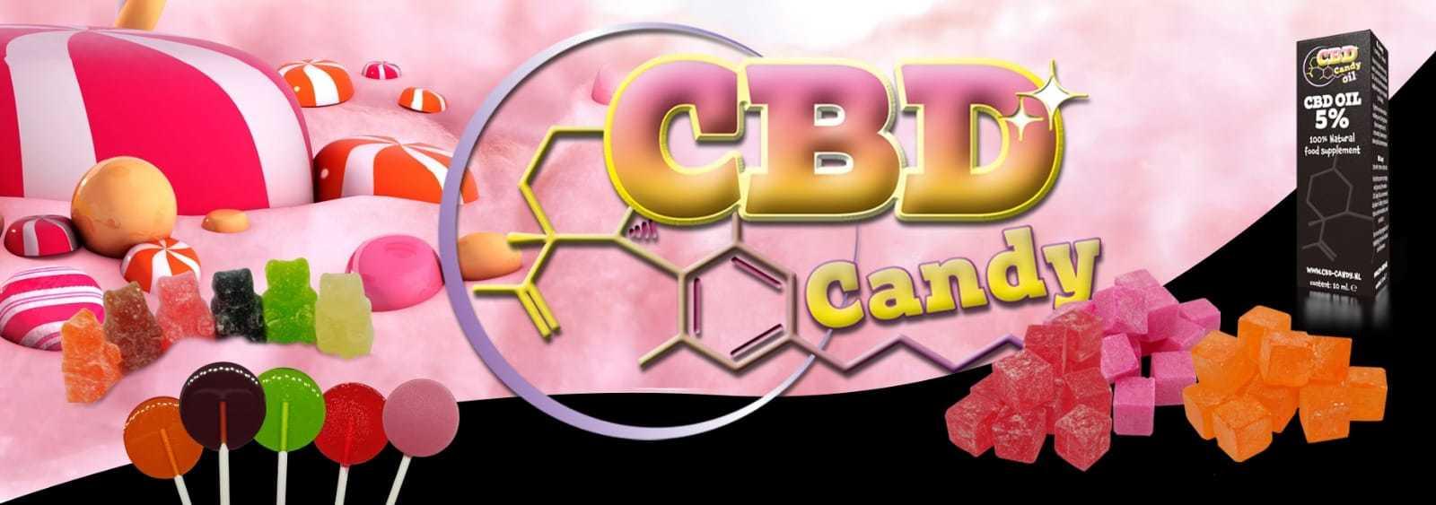 CBD-Candy Banner