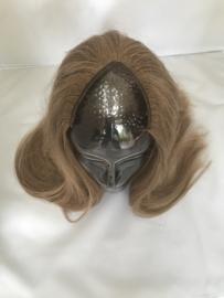 V shape hairpiece 120 gram 20 inch