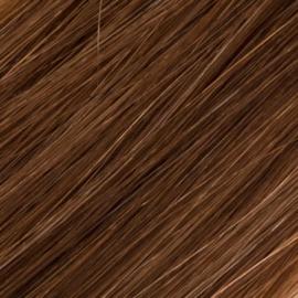 Hairextensions: Kleur 4, donkerbruin met net iets meer warmte
