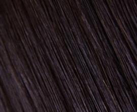 Hairextensions: Kleur 1B, net geen zwart