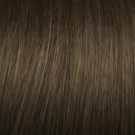 Hairweave kleur: 8B As tint met een warme gloed