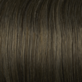 Hairextensions Kleur: 7C Mid As