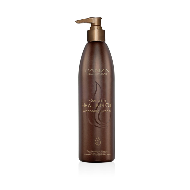 L'Anza - Keratin Healing Oil - Cleansing Cream