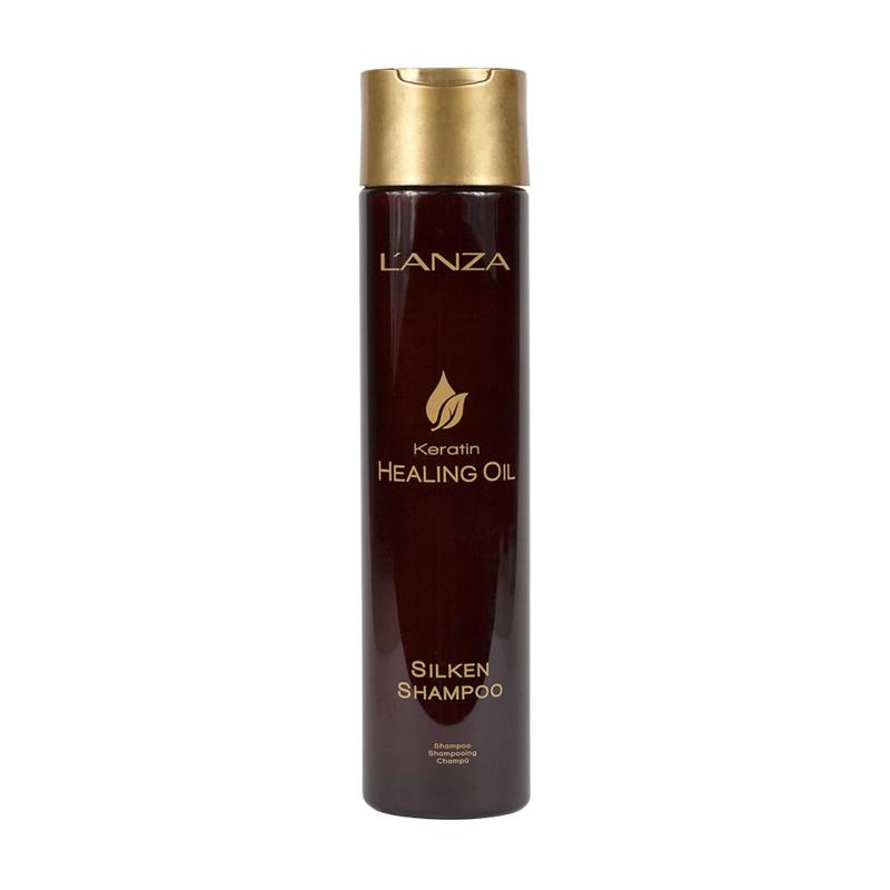 L'Anza - Keratin Healing Oil - Silken Shampoo