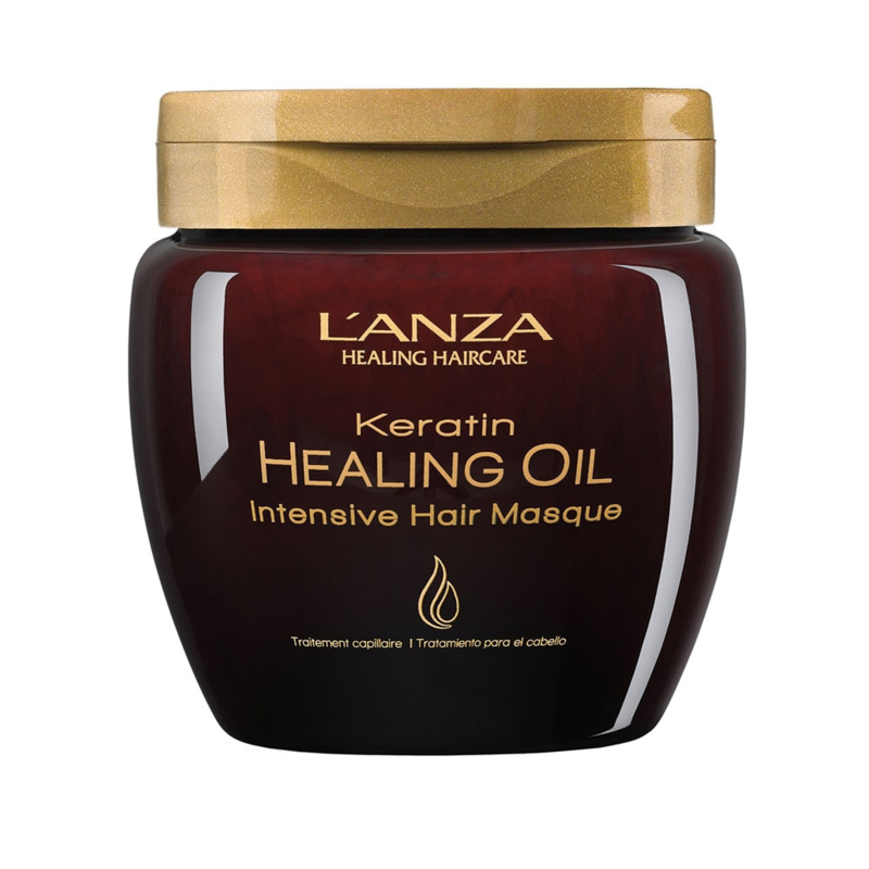 L'Anza - Keratin Healing Oil - Intensive Hair Masque