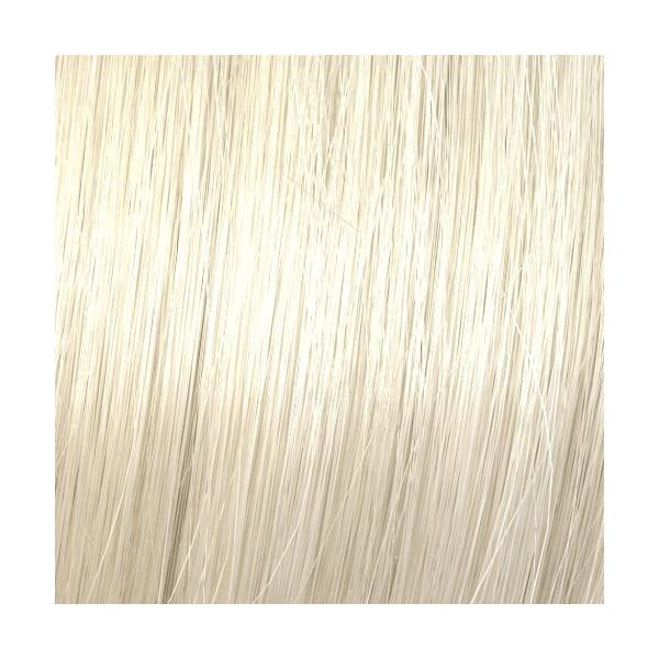 Hairextensions: Kleur Platinum / Zilverglans