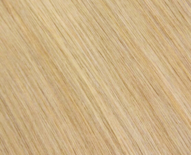 Hairextensions: Kleur 24A / Hoog blond met een vleugje warmte