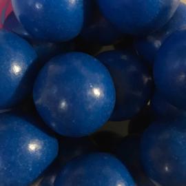 Crunchy parel 18 mm blauw