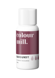 ColourMill Burgundy 20 ml