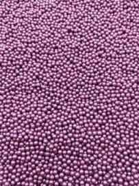 Parel aubergine 3 mm