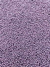 Parel violet 3 mm