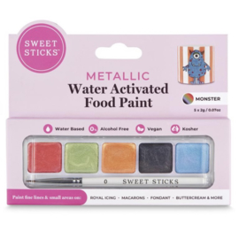 SweetSticks Water Activated Mini Palette - MONSTER