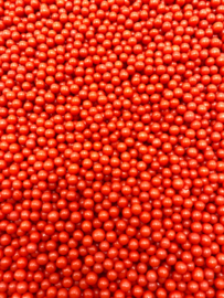 Parel rood 5 mm